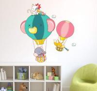 Cute Animals Wall Sticker Home Decor Decal Mural Wall Paper Kids Room