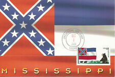 Mississippi State Flag, Flags of our Nation USA Maximum Card