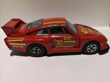 Rare Bburago Porsche 935 TT 1/43 scale (restoration project)