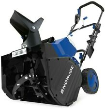 Cordless Snow Blower Snow Joe 24v-x2-sb18-ct Tool Only