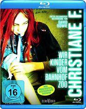 CHRISTIANE F. - Wir Kinder vom Bahnhof Zoo (Blu-ray Disc) NEU+OVP