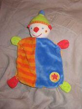 Doudou Baby Club clown en TBE
