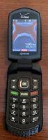 Kyocera DuraXV E4520 PTT (Verizon) Prepaid Page Plus 3G Rugged Flip Cell Phone