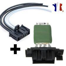 Resistance de chauffage ventilation/climatisation pour Fiat Grande punto + cable