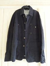 French Connection FCUK Mens S pinstripe jacket coat