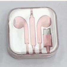 In-ear oordopjes met USB-C aansluiting - Zacht roze