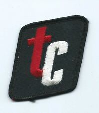 Transcon Lines TC driiver patch 2-1/2 X 2 #556