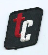 Transcon Lines TC driiver patch 2-1/2 X 2 #556