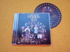 CD Nueva Era – Monsters (M/M) SFDK Records  2009 HiP-Hop  ç