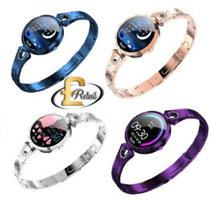 AK15 Smartwatch Women Blood Pressure Heart Rate Monitor Bracelet IP67 Waterproof