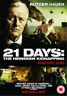 Rutger Hauer, Marcel Hensema-21 Days - The Heineken Kidnapping  DVD NUEVO