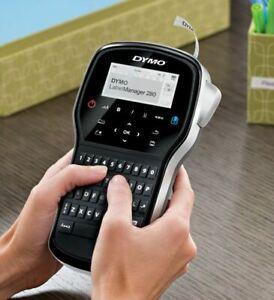 Dymo LabelManager 280 Handheld Label Maker - Brand New Free UK Postage