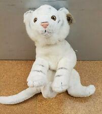 Snow leopard cub WWF Anna Club Plush soft toy rare