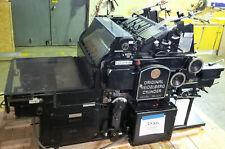 Heidelberg Ksb 15 ¾� x 22 ½� Die Cutter Cylinder Press - Stock# 3586