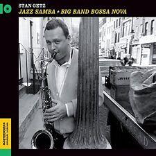 Stan Getz, Luiz Bonf - Jazz Samba + Big Band Bossa Nova [New CD] Japanese Mini-L