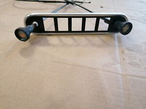 Classic Rover Mini Genuine Mk5 Switch Panel with heater cable