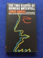 THE TWO DEATHS OF QUINCAS WATERYELL - FIRST AMERICAN EDITION BY JORGE AMADO