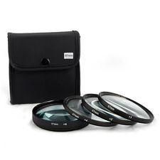 Jackar 67mm Close-Up Filter Set(+1,2,4,10) For Canon EF 24-85mm EFS 10-18mm Lens
