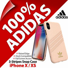 adidas Originals 3-Stripes Snap Snake Snap Case Cover for Apple iPhone X / XS