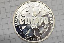 PIECE ARGENT EUROPA DEUTSCHLAND 1996 Ed Michael GODE avec certificat collection