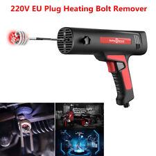 1x Induction Magnetic Heater Bolt Remover Flameless Heat Car Repair 220V EU Plug
