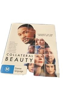 Collateral Beauty (Blu-ray, 2017) Brand New Sealed