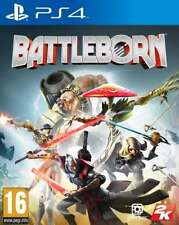 Battleborn PS4 NUOVO ITA