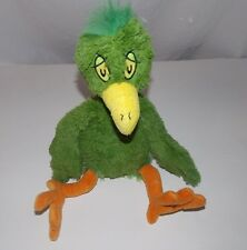 Kohl's Cares Dr Seuss Oh Say Can You Say Green Bird Plush Stuffed Animal 15""