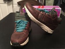 uk availability a9b86 02cae Nike Lunar LDV Trail Mid Sneakerboot 637999-200 Barkroot Brown Leather Size  8