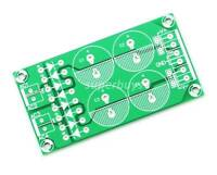 Dual Bridge Dual Polarity Unregulated Power Supply PCB AC DC Module Input Output