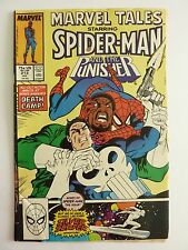 Marvel Tales Spiderman Punisher July 1988 No. 213