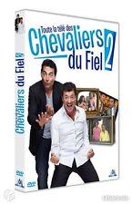 DVD Les Chevaliers du Fiel 2 Toute la Télé  NEUF