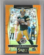 AARON RODGERS 2016 SELECT REFRACTOR #5/49 -PACKERS