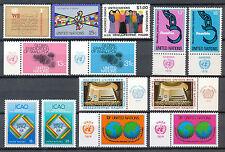 VN/UNO New York jaargang 1978 postfris