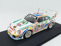 MINICHAMPS 1/43 - PORSCHE 911 GT2 24hs Daytona 1996 Stuck Adam Boutsen 430966774