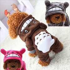 Hoodie Costume Cat/Dog Clothes Pet Jacket Coat Puppy (chinchillas suit)
