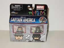 Marvel Minimates Captain America the First Avengers~Howard Stark & Hydra Soldier