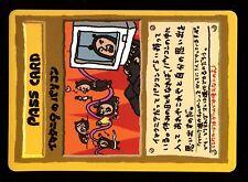 PROMO POKEMON JAP N° PASS CARD IMAKUNI de 1998 L@@K