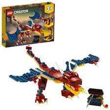 LEGO LEGO Creator Le dragon de feu 31102