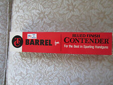 """Thompson Center Arms Contender Octagon12"""" Barrell Blued Finish 25/20 Winchester"""