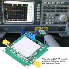Modulo amplificatore radio a basso rumore LNA 1MHz-2GHz 32dB RF + custodia