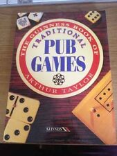 The Guinness Book of Traditional Pub Games,Arthur Taylor