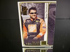 Rare Tony Stewart #20 Home Depot Press Pass VIP 2006 Card #55 BY THE NUMBERS