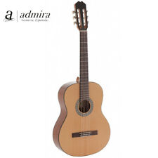 NEW Admira ALBA 4/4 Size Beginner Classical Nylon Spanish Guitar Natural Finish