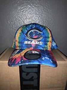 New Era Chicago Bears 2020 NFL Crucial Catch Flex Fit Hat Size L/XL