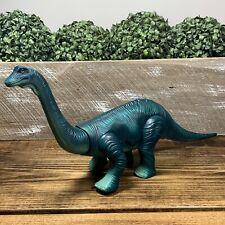 Vintage 1987 Tyco Dino Riders Diplodocus Walking Dinosaur (Works But Not Well)