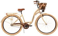 City Bike Town Hybrid Dutch Vintage Cycle Kozbike 3 speed Creamy FREE POSTAGE