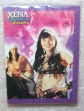 XENA Warrior Princess Season 6   Trading Card Set