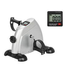 Mini Pedal Bike Exercise Cycle Gym Fitness Home Workout Aerobic Leg/Arm Machine!