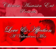CHINESE ASSASSIN LOVE & AFFECTION VALENTINES MIX CD